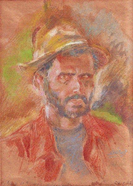 farid-mansour-portrait-24x28-watercolor-pastel&