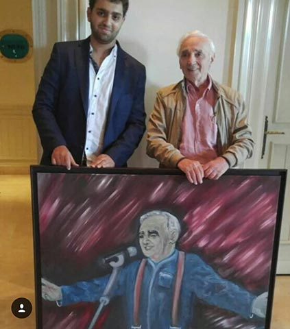 with-charles-aznavour